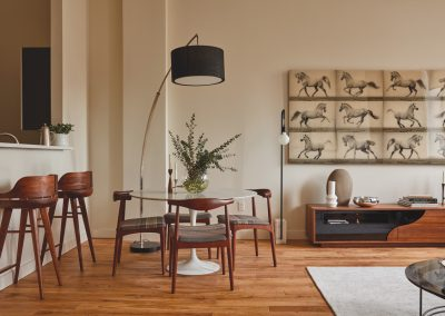 Hahne Apartment Diningroom
