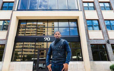 Newark's Native Son Rebuilds Hometown
