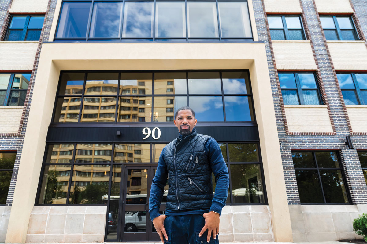 Newark's Native Son Rebuilds Hometown