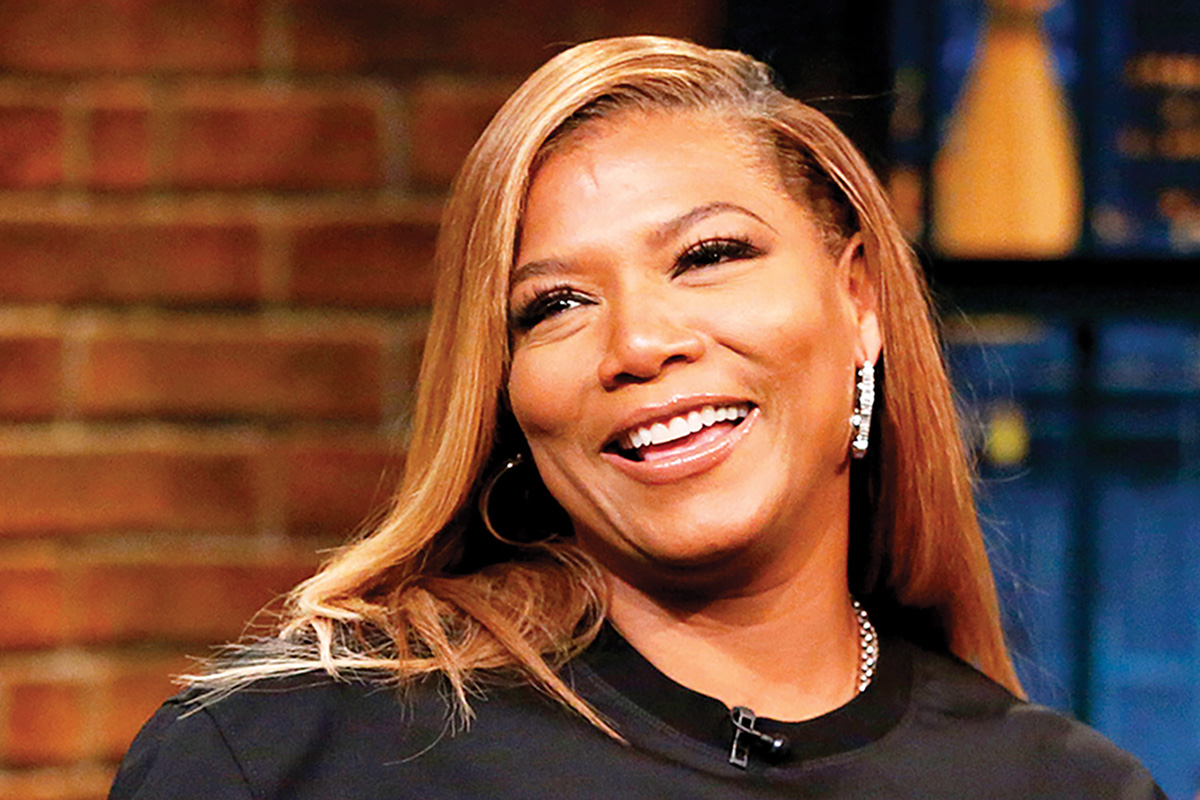 To the Stars and Back: Queen Latifah