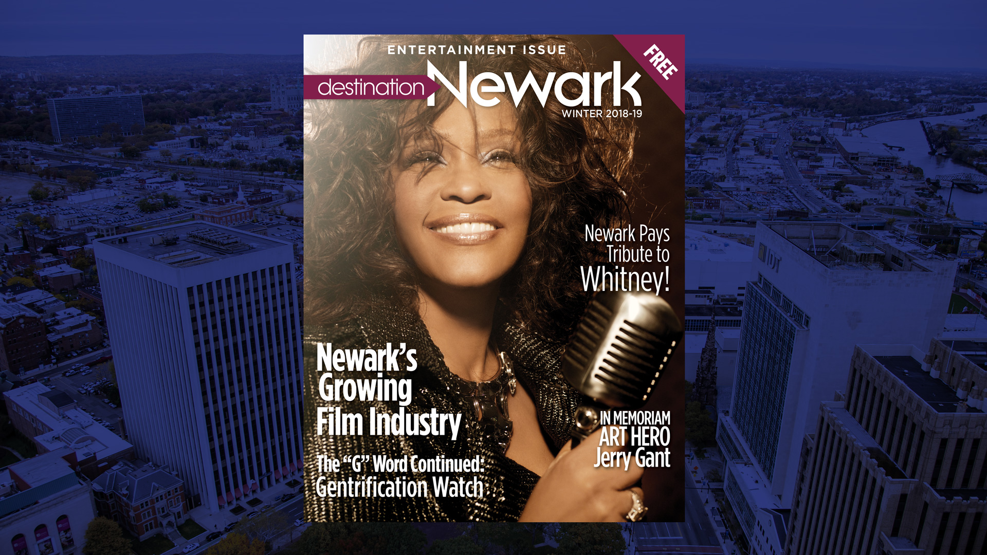 Destination Newark Cover Spring 2017