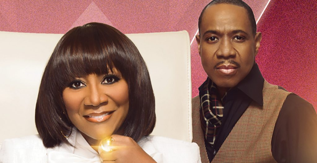 Patti LaBelle and Freddie Jackson