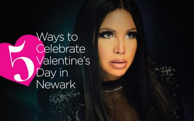 5 Ways to Celebrate Valentine's Day in Newark