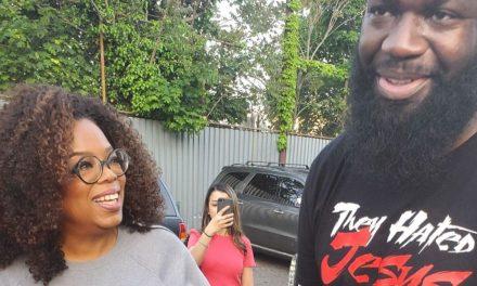 Oprah Surprises Newark School, Donates $500K