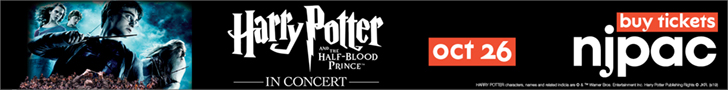 Harry Potter at NJPAC